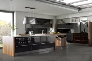 Kyme Contemporary Kitchens Range