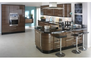 Apollo Dark Walnut Gloss