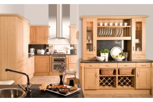 Kyme Solid Wood Kitchens Range