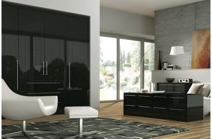 Odyssey Bed Black